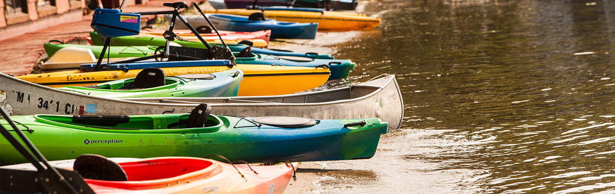 Canoes / Kayaks